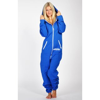 Lazzzy ® Ocean Blue Jumpsuit Onesie Overall