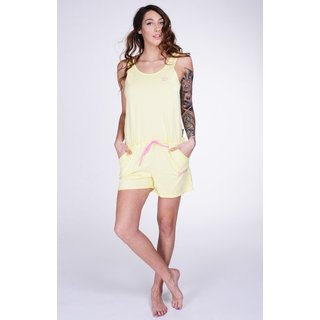 Lazzzy ® Light Yellow SUMMY Short